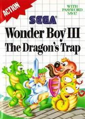 Wonder Boy III the Dragon's Trap Sega Master System Prices