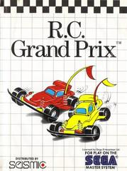 RC Grand Prix Sega Master System Prices