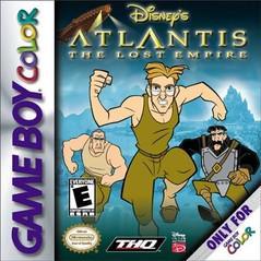 Atlantis The Lost Empire GameBoy Color Prices
