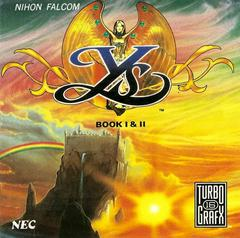 Ys Books I & II [Super CD] TurboGrafx-16 Prices