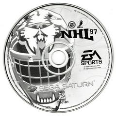 Game Disc | NHL 97 Sega Saturn