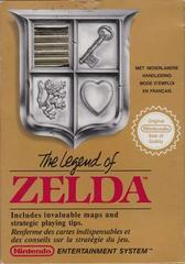 Legend of Zelda PAL NES Prices