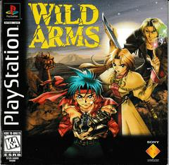 Manual - Front | Wild Arms Playstation