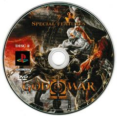 Disc 2 - DVD | God of War 2 [Greatest Hits] Playstation 2