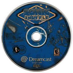 Game Disc | Sonic Shuffle Sega Dreamcast