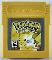 Cartridge | Pokemon Yellow GameBoy