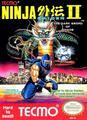 Ninja Gaiden II The Dark Sword of Chaos   NES