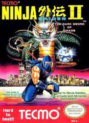 Ninja Gaiden Ii The Dark Sword Of Chaos Prices Nes Compare Loose