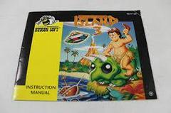 Adventure Island 3 - Instructions | Adventure Island 3 NES