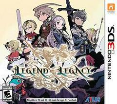 Legend of Legacy Nintendo 3DS Prices