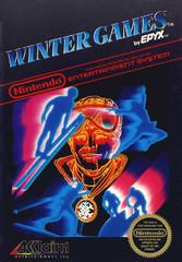 Winter Games [5 Screw] NES Prices
