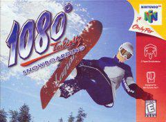 1080 Snowboarding Nintendo 64 Prices