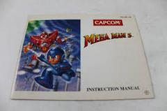 Mega Man 5 - Instructions   Mega Man 5 NES