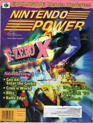 [Volume 112] F-Zero X Nintendo Power Prices