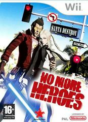 No More Heroes PAL Wii Prices