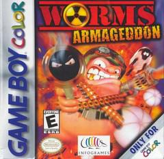Worms Armageddon GameBoy Color Prices