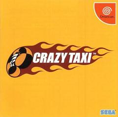 Crazy Taxi JP Sega Dreamcast Prices