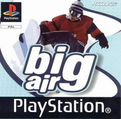 Big Air PAL Playstation Prices