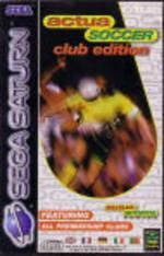 Actua Soccer Club Edition PAL Sega Saturn Prices