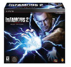 Infamous 2 [Hero Edition] Playstation 3 Prices