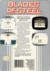 Blades Of Steel - Back | Blades of Steel NES