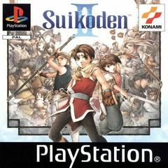 Suikoden II PAL Playstation Prices