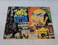 Zombie Nation - Instructions | Zombie Nation NES