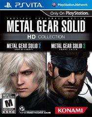 Metal Gear Solid HD Collection Playstation Vita Prices