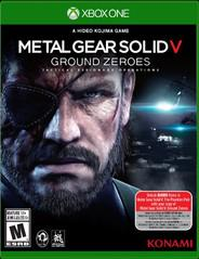 Metal Gear Solid V: Ground Zeroes Xbox One Prices