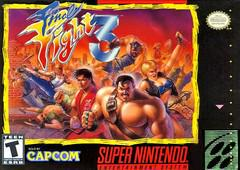 Final Fight 3 Super Nintendo Prices