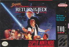 Super Star Wars Return of the Jedi Super Nintendo Prices