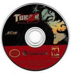 Game Disc | Turok Evolution Gamecube