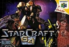 Starcraft 64 PAL Nintendo 64 Prices