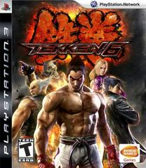 Tekken 6 Playstation 3 Prices