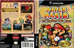 Artwork - Back, Front (Best Seller) | Paper Mario Thousand Year Door Gamecube