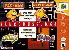 Namco Museum Nintendo 64 Prices