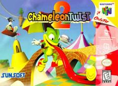Chameleon Twist 2 Nintendo 64 Prices