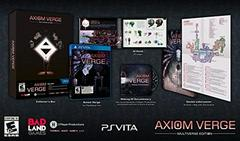 Axiom Verge Multiverse Edition Playstation Vita Prices