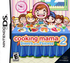Cooking Mama 2 Dinner With Friends Nintendo DS Prices