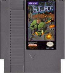Cartridge | SCAT Special Cybernetic Attack Team NES
