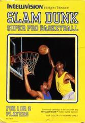Slam Dunk Super Pro Basketball Intellivision Prices