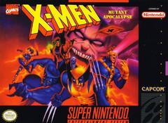 X-Men Mutant Apocalypse Super Nintendo Prices