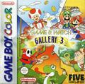 Game & Watch Gallery 3 | PAL GameBoy Color