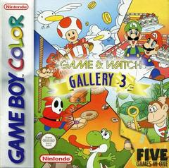 Game & Watch Gallery 3 PAL GameBoy Color Prices