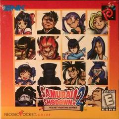 Samurai Shodown 2 Neo Geo Pocket Color Prices