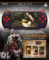 PSP 3000 Limited Edition God of War Version [Black & Red] PSP Prices