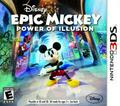 Epic Mickey: Power of Illusion | Nintendo 3DS