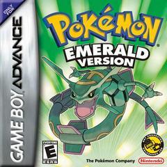 Box - Front | Pokemon Emerald GameBoy Advance