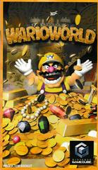 Manual - Front | Wario World Gamecube