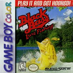 Black Bass Lure Fishing GameBoy Color Prices